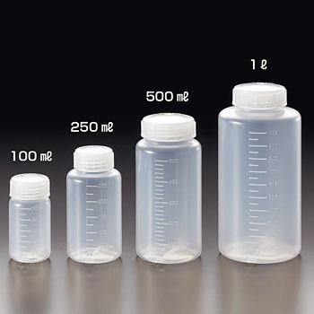 Sterilized Bottle, PP Wide Mouth By EOG Gas