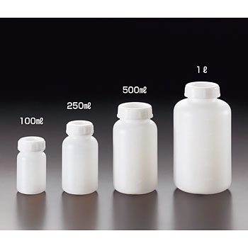 Clean Package PE Wide-Mouth Bottle