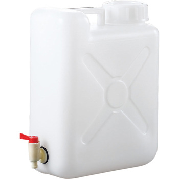 PE Square Container Carboy Type With Spigot