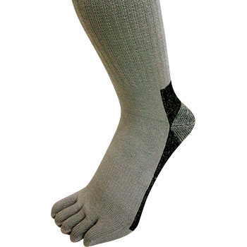 Double Soled Socks 4 Sets, Five Fingers