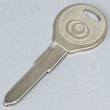 Key Secondary Blank (B2)