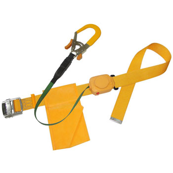 Winding type safety belt 2 way reel RK - S52S