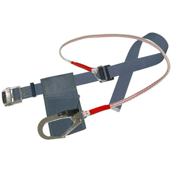 Rope type Hirafuni safety belt TS-S51S