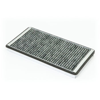 BOSCH Activated Carbon Cabin Filter 1987432197 Single