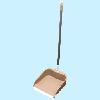 Plastic Lonh Handled Dust Pan