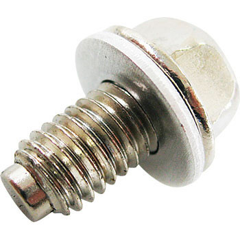 Drain Bolt With Magnet