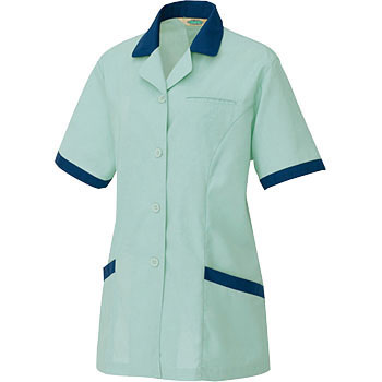 AZ-5369 Eco T / C multi-work short sleeve smock (for spring and summer)