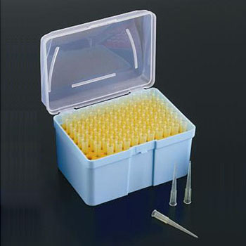 Universal Pipette Tips In Rack