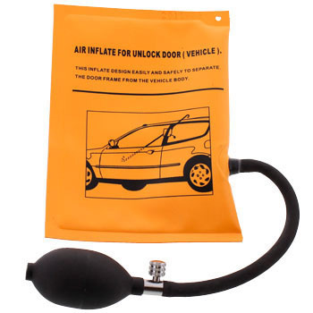 Door Unlock Support Air Inflator