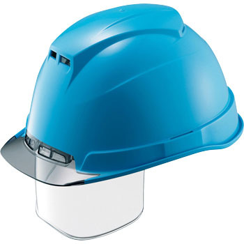 Safety Helmet 1330V-SE, Wide Face Shield