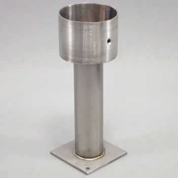 Stainless Post Base