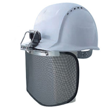Helmet Mesh Shield