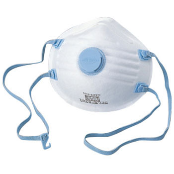 Particulate Respirator No.1732, Exhalation Valve