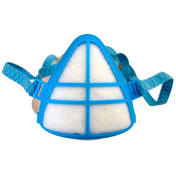 Simple Dust Proof Mask No.1500