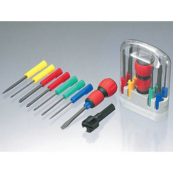 POP Screwdrivers 8pc