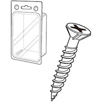 p pack drywall white color flex densan screws bolts nuts