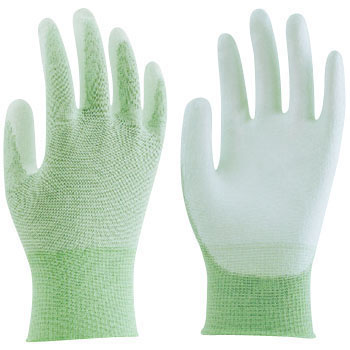 Urethane Coated Gloves, Comfortable Unlined No.800