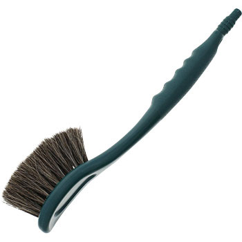 Passing Water Type Car Wash Brush, 100 Percent Horsehair