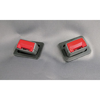 Seat Belt Receivers