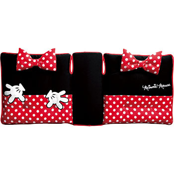 Minnie Car Cushions