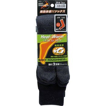 BT Thermo Socks All Pile 2P