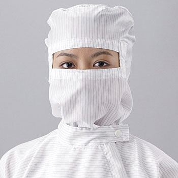 Azupyua clean suit hood (eye out type)