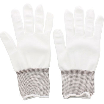 Cool Inner Gloves, Overlock Knit