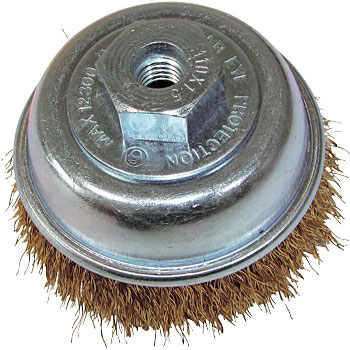 Wire Cup Brush