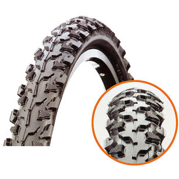 Bicycle Tire, Traction