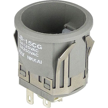 Illuminated pushbutton switch LB series