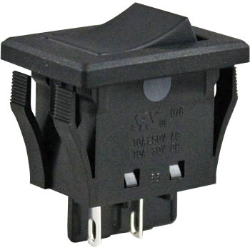 Rocker Switch Jw Series Mw Type