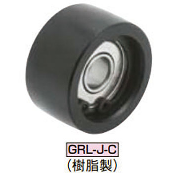 Guide roller (crown)