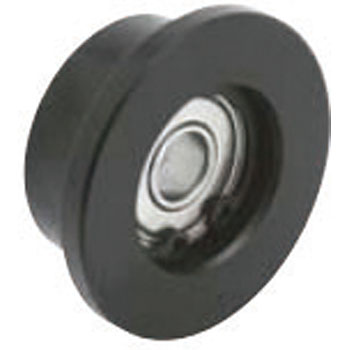 Guide roller (wheel, double bearing)