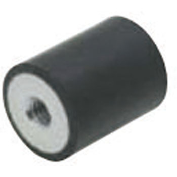 Antivibration rubber (one side female thread)