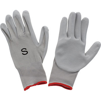 Thin Unlined Nitrile Rubber Gloves
