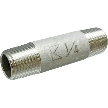 Stainless Nipple Pipe