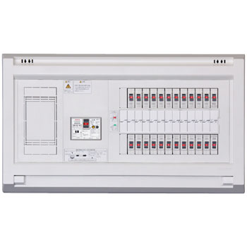 Standard house distribution board (Tobirana) VA type with L (VALG ...