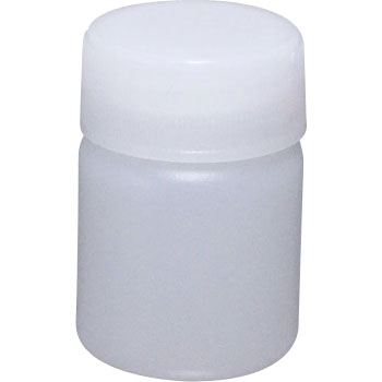 Standard Bottle, Round, Wide Mouth