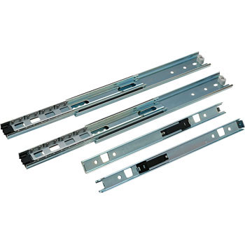TH36 3 Pull ball slide rail (bottom with type)