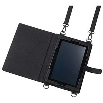 10.1-inch tablet PC case with shoulder belt