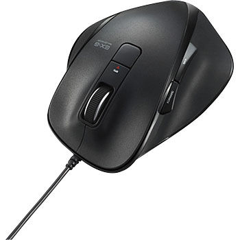 5 Button BlueLED Mouse, EX-G