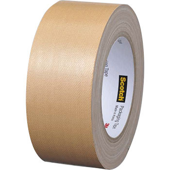 For cloth packing tape heavy
