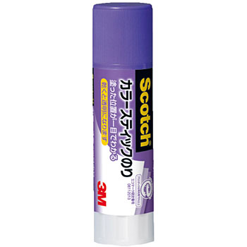 Colored Glue Stick