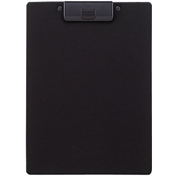 Black Clipboards