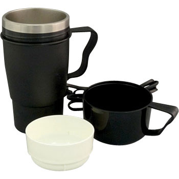 In Car Use Water Heating Kettle Cup