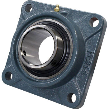 Heavy duty angle flange type unit