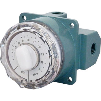 2302 series dial air regulator