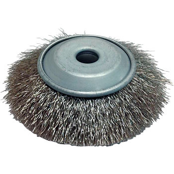 Stainless Bevel Brush