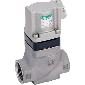 Air-Operated 2-Port Valve