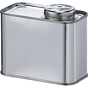 Square Oil Cans
